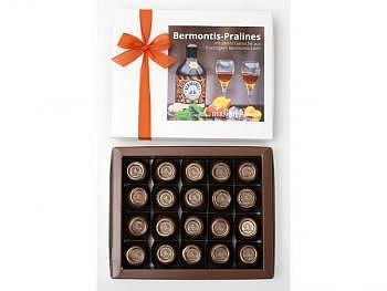 Bermontis-Pralines 20 Stk.-Schachtel